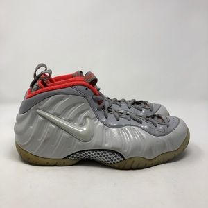 Nike Platinum Foamposite. Men's 13